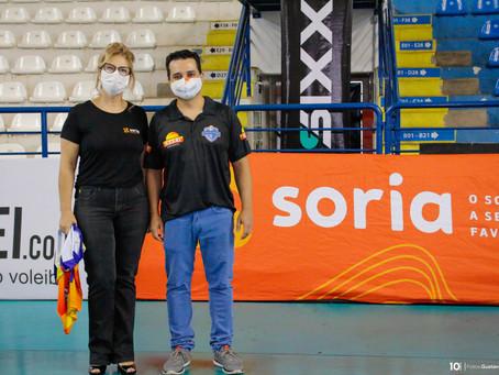 Do interior paulista e referência no Brasil, Soria Solar é a nova patrocinadora do Vôlei Futuro