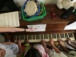 Science Just Discovered Something Amazing About What Childhood Piano Lessons Did to You
