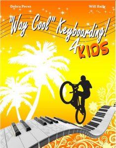 Way Cool Keyboarding 4 Kidz ages 6-10
