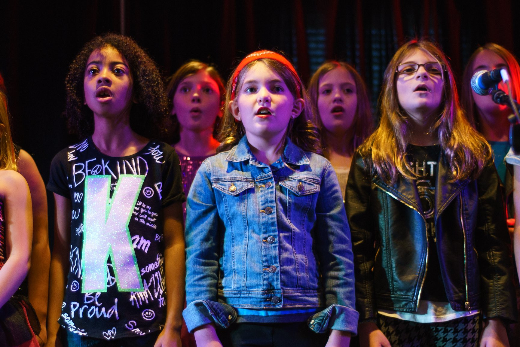 Pop Glee Club ages 7-13