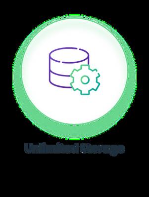 Wixgle Unlimited Storage