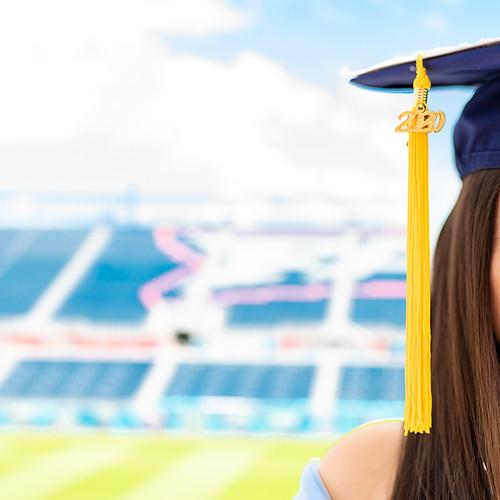 Katherine's Graduation