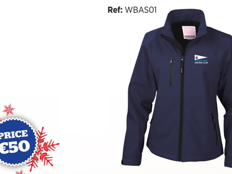 Order now to get your GBSC gear in time for Christmas