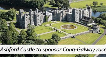 Ashford Castle Sponsor Cong-Galway Race