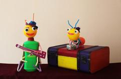 Cırcır ile Karınca