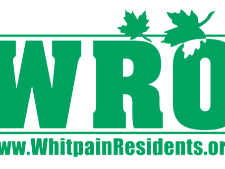 Open Letter to the Whitpain Supervisors