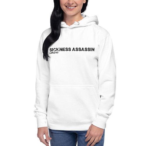 Men/Women Sickness Assassin Hoodie