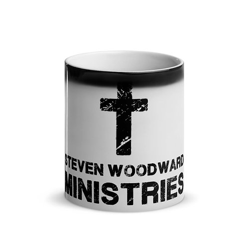 Ministry Logo Magic Mug