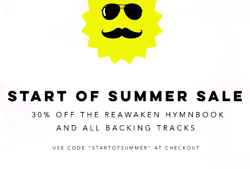 Start of Summer Sale!