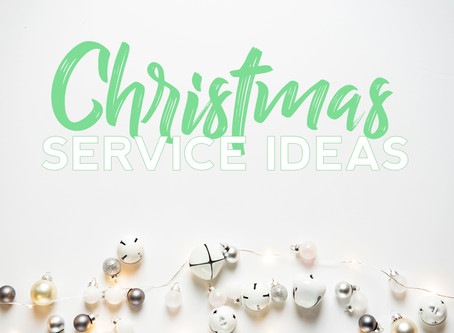 Christmas Ideas for the Small Church
