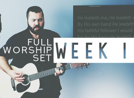 Download Worship Set Week 12 Now!