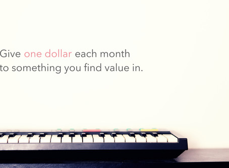 Your spare change can support Reawaken Hymns
