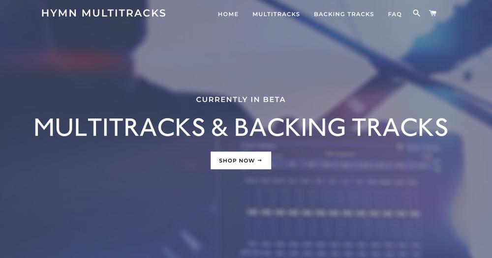 Hymn Multitracks Pre-Launch!