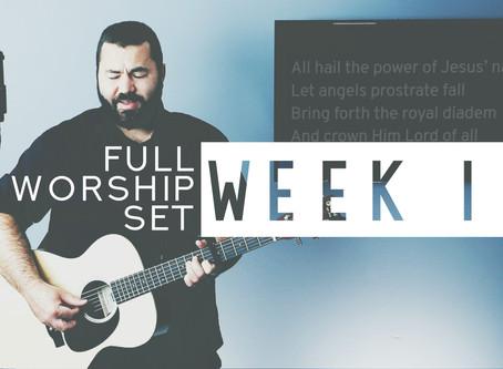 Download Worship Set Week 11 Now!