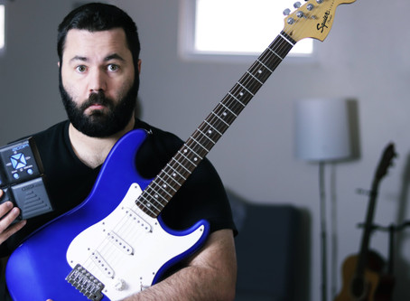 A Budget Electric Guitar Setup for Small Churches