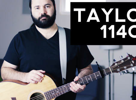 My Acoustic (Taylor 114ce)