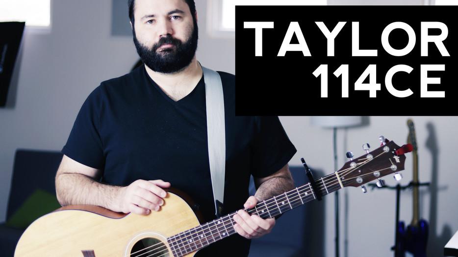 My Acoustic (Taylor 114ce)