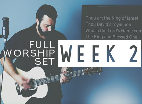 Worship Set Week 2 Available Now!