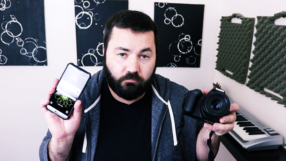 The Ultimate Budget Video Camera [DSLR vs Cell Phone]
