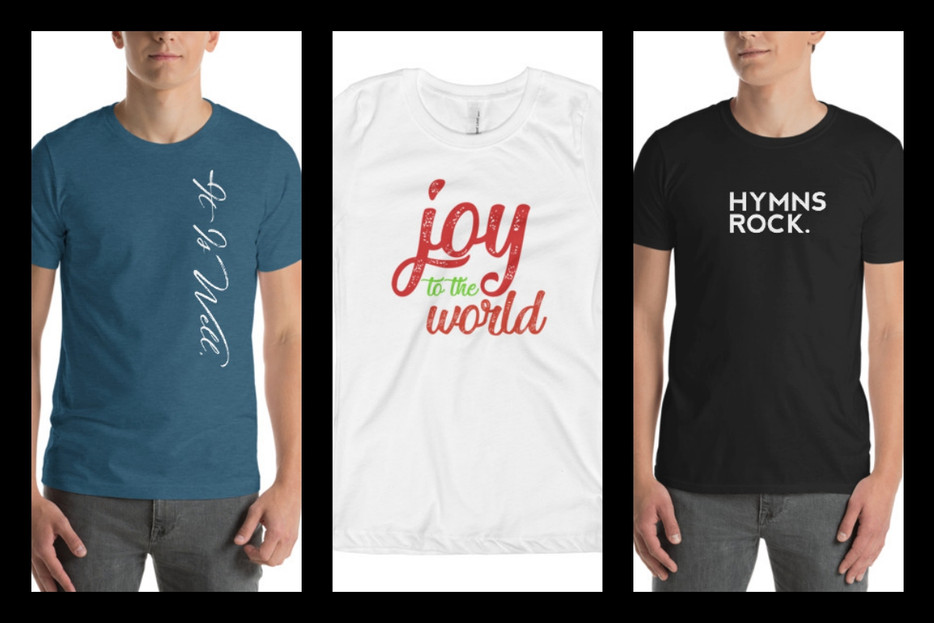 Introducing HymnWear!