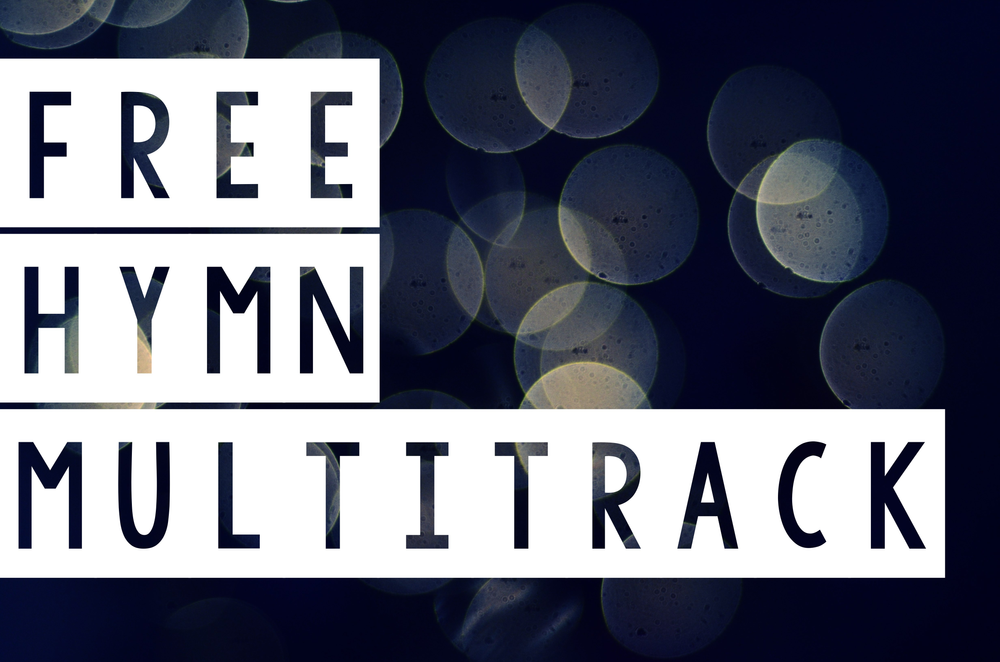 Want A Free Hymn Backing Track?