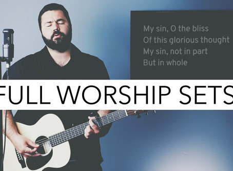 Do you need worship for your online church services?