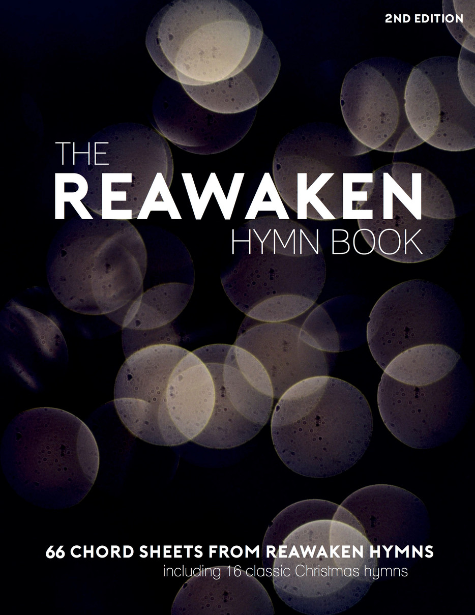 New and Improved Reawaken Hymn Book!