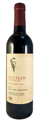 Kuchan 2017 Estate Zinfandel