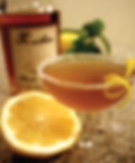 Kuchan Sidecar cocktail