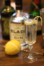 BladeGin french75 cocktail recipe