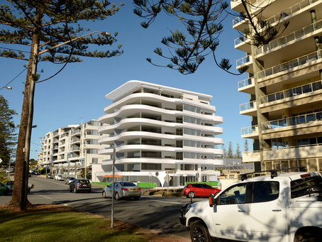 26-28 WILLIAM STREET APARTMENTS APPROVAL