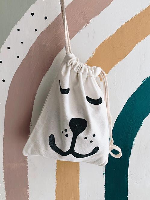Ralphie Bear Toy Bag