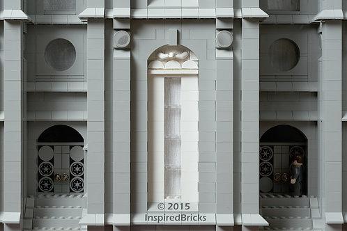 Temple Details - 8x10
