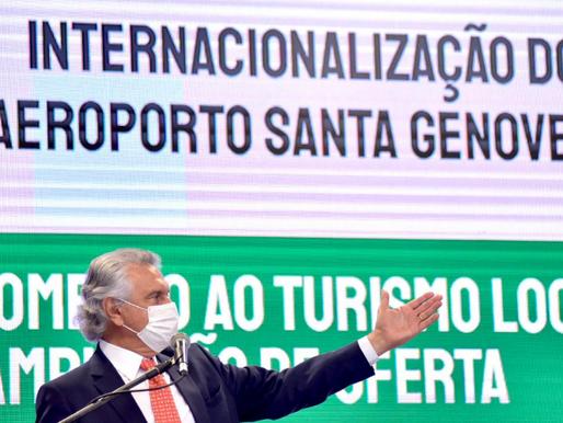 A internacionalização do Aeroporto de Goiânia