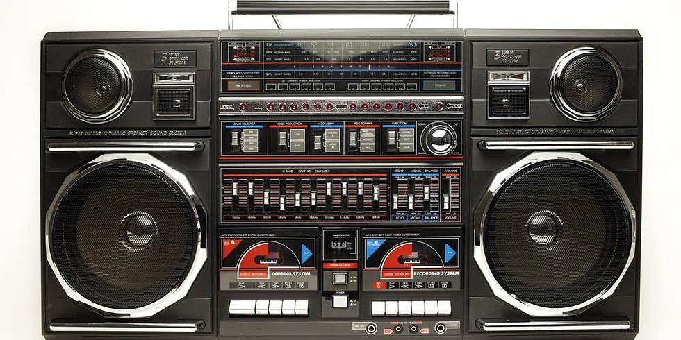 Vinyl Night: Can I Kick It? w/ DJ Sir Henry
