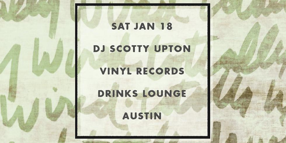 Vinyl Night: Totally Wired w/ DJ Scotty