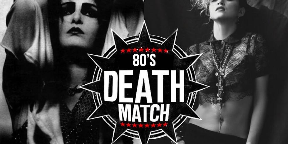 80s Death Match: New Wave vs. Pop