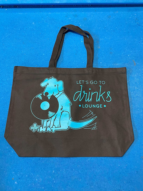 Drinks Doggy Tote