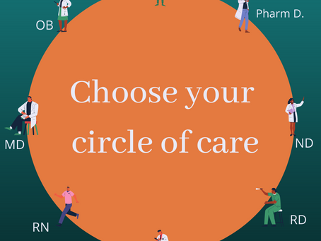 Who's in your circle of care?