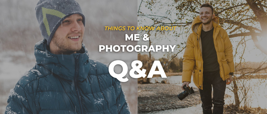 Q&A - Personal & Photography Related