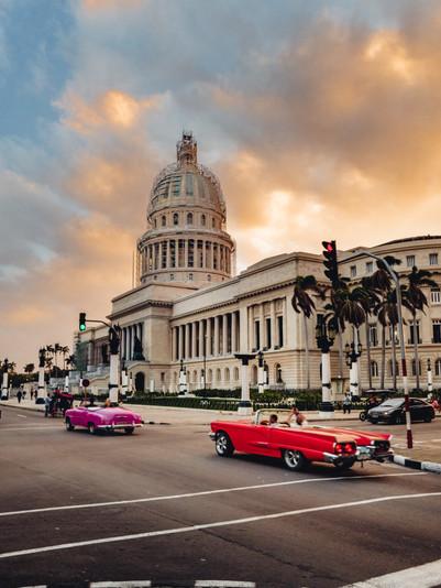 Photographing Cuba