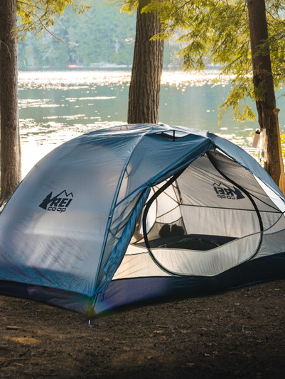 Camping Gear Checklist + Guide