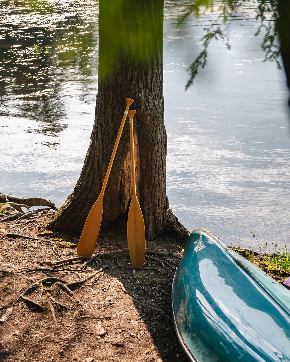 canoe paddles lake camping backcountry Algonquin lifestyle photography michael frymus mfvisuals.ca
