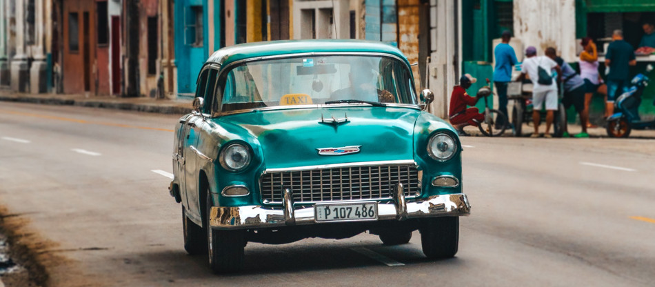 Photographing Cuba