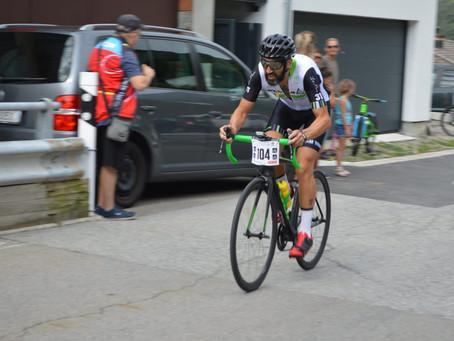 Risultato gara Giubiasco-Carena (CH)