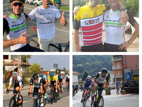 RESPONSO GARE A Bereguardo (PV), Quarona (VC) e Fornovo San Giovanni (BG)