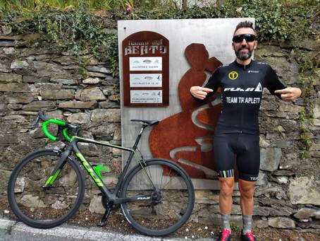 Alzano Lombardo - Monte di Nese (BG) e Gara in circuito a Godiasco (PV) e Cronoscalata a Cogno (BS)
