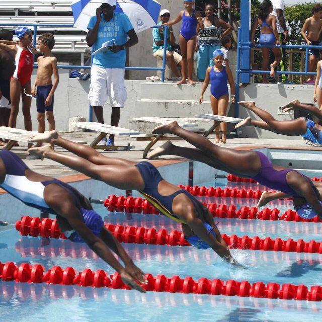 2020 SwimJamaica Prep/Primary School Relay Splash