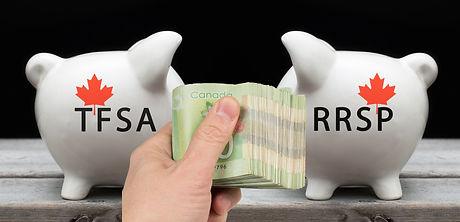 Piggy banks TFSA RRSP.jpg