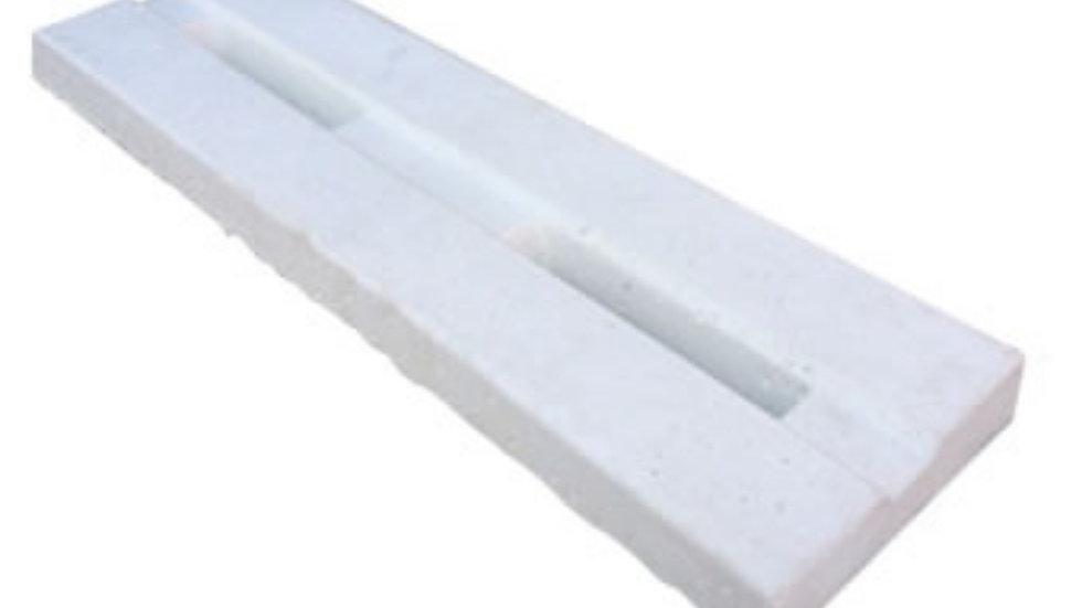 Grelha atérmica 50x14x2,5 cm
